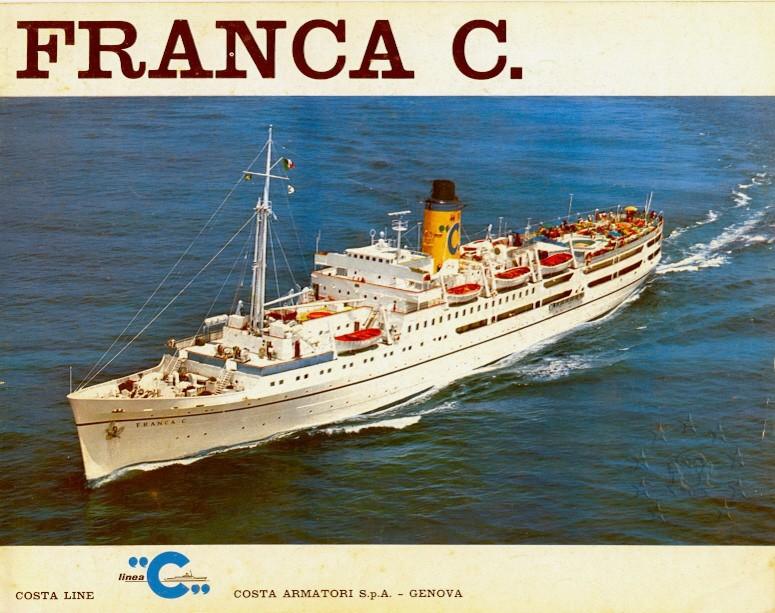 'Franca C.' - anche Medina-Roma-Doulos - 1914 9_nav410