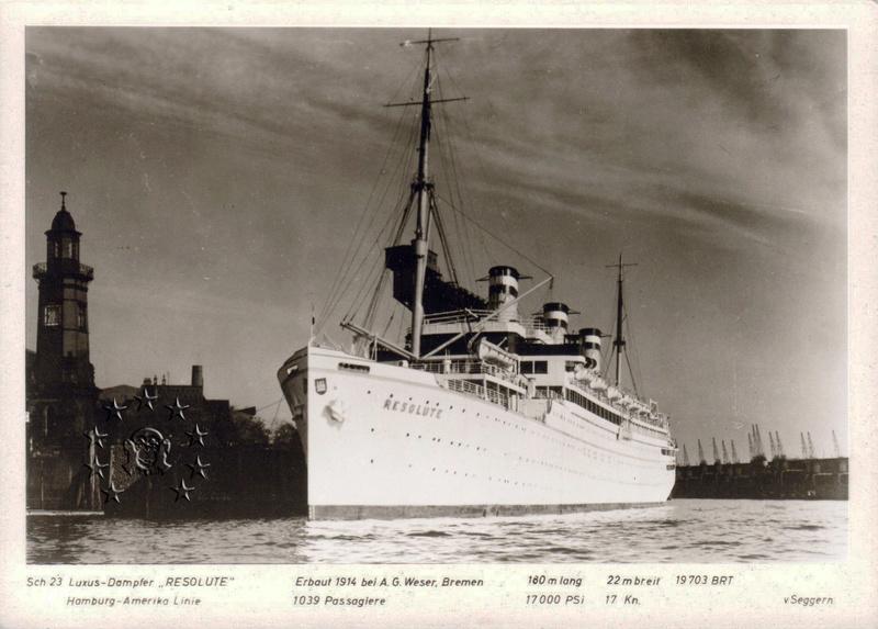 'Lombardia' -  William O'Swald - Brabantia - Resolute -1914 Resolu10
