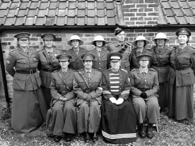 [Histo] FANY - les ambulancières anglaises 45601a10