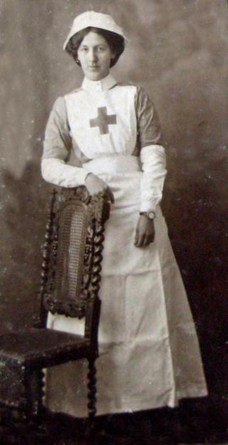 [Histo] Infirmières anglaises 1914-1918 Britis10