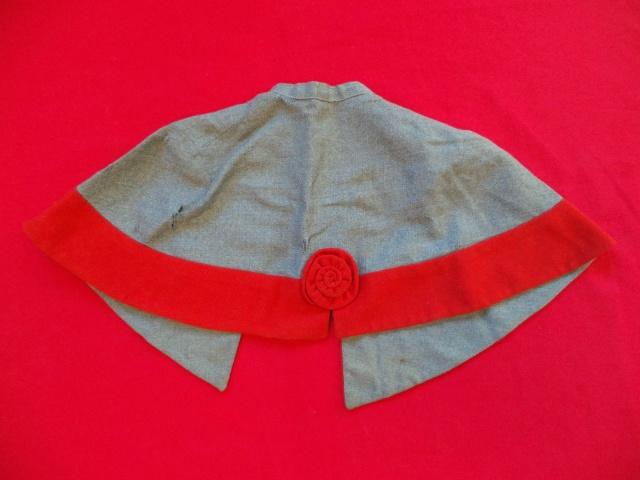 [Histo] Infirmière anglaise 1914-1918 : cape Cape0410