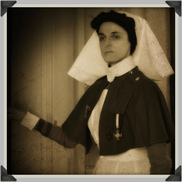 [Histo] Infirmières anglaises 1914-1918 Dsc_7610