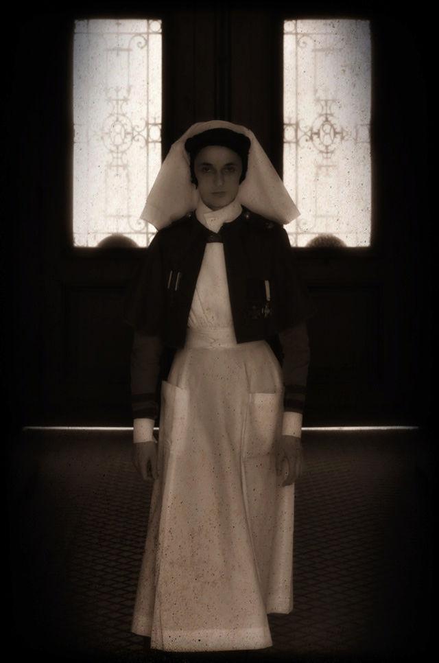 [Histo] Infirmières anglaises 1914-1918 Dsc_7710