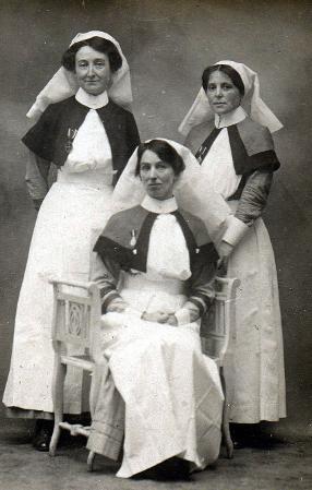 [Histo] Infirmières anglaises 1914-1918 Nurse_11