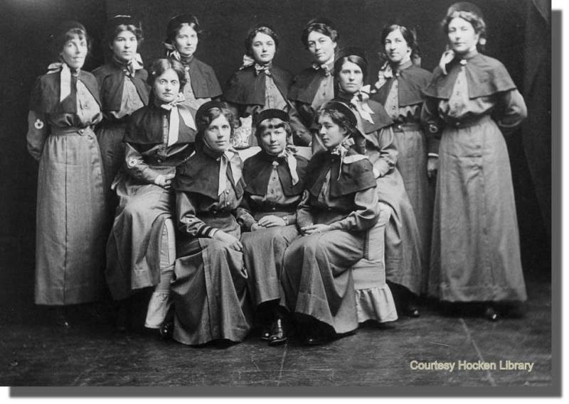[Histo] Infirmières anglaises 1914-1918 Nzansc10