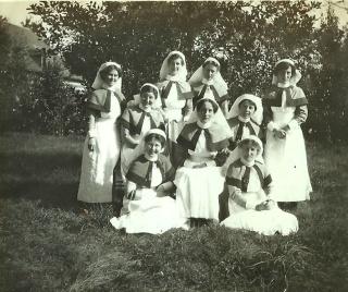 [Histo] Infirmières anglaises 1914-1918 Unsung10