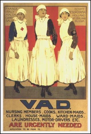 [Histo] Infirmières anglaises 1914-1918 Vad_po10