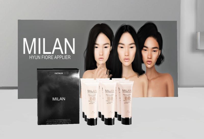 [Femme] Milan devient Boheme Zouziz11