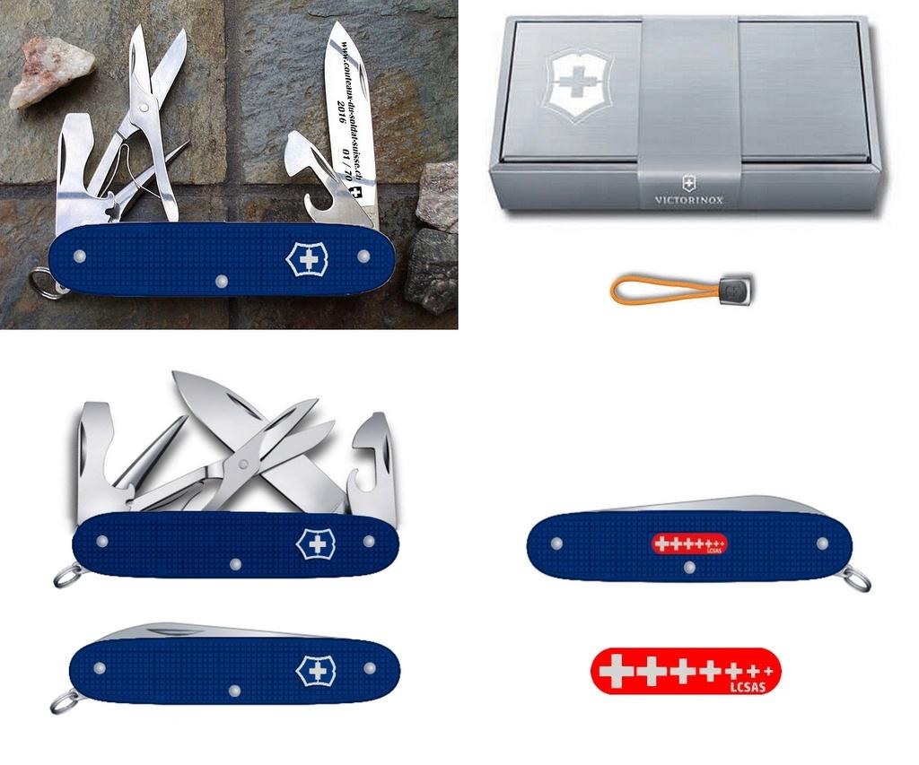 Le couteau de l'amicale www.couteaux-du-soldat-suisse.ch 2016 ! Maquet12
