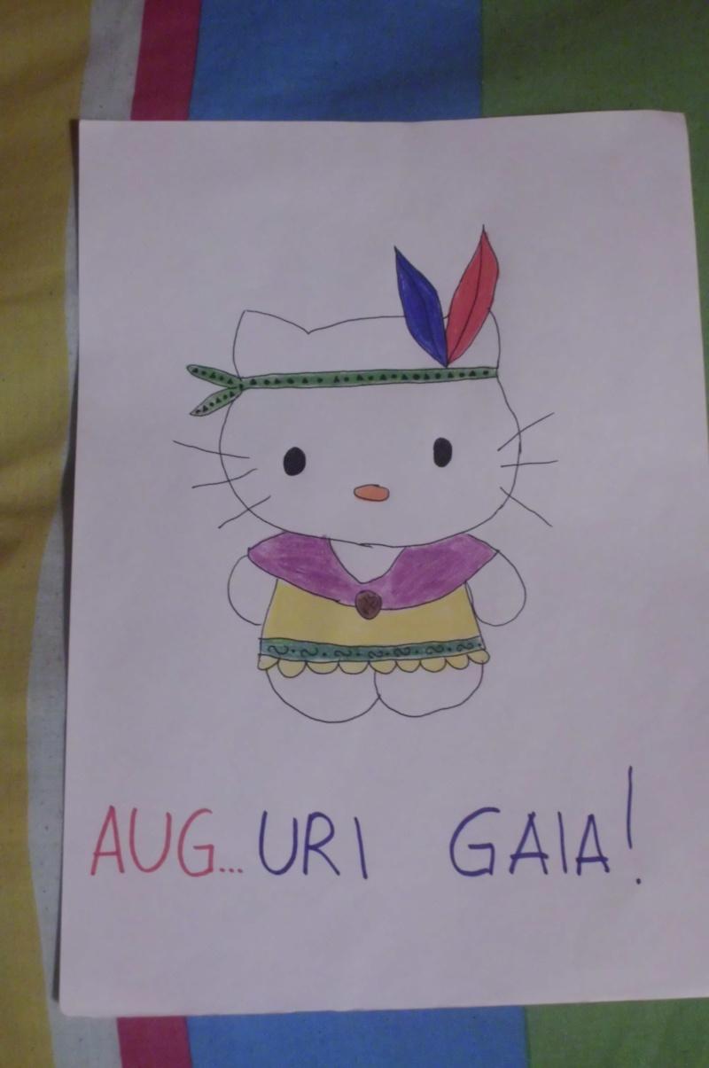 compleanno gaia - festa degli indiani Cimg7710