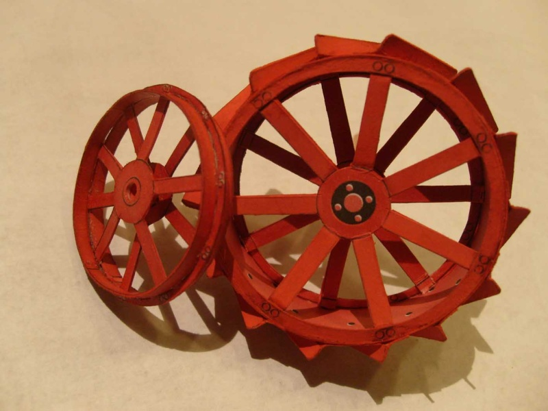 Fordson Tractor in 1:25 S6308010