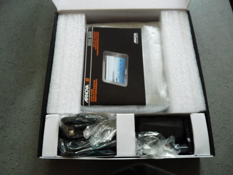 [VENTE] Tablette tactile Archos Arnova 8 - 8Go - NEUVE P1070611