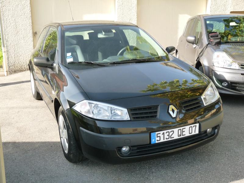 [VENTE] Renault Mégane 1.6 16V équipée handicapé - 59300kms P1070613