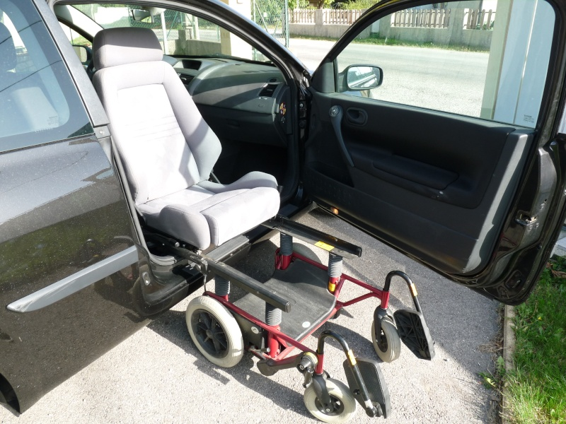[VENTE] Renault Mégane 1.6 16V équipée handicapé - 59300kms P1070614