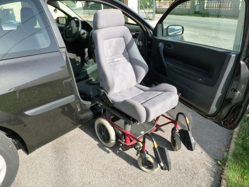 [VENTE] Renault Mégane 1.6 16V équipée handicapé - 59300kms P1070615