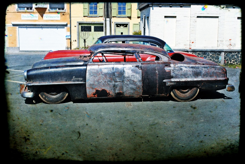 Plymouth '54 La LIMACE ECRASEE by BARE METAL GARAGE - Page 12 Plym2210