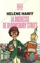 [Hanff, Hélène] La duchesse de Bloomsburry street 512yi410
