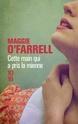 [O'Farrell, Maggie] Cette main qui a pris la mienne  97822610