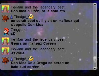 Les citations et moments drôles de la box~ - Page 27 Don_mo10