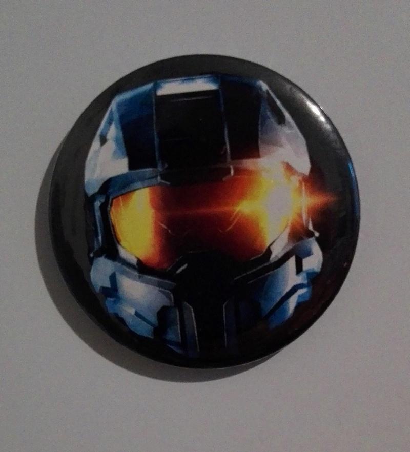 Badges perso D50: décapsuleur ou Épingle et  magnétique 13776010