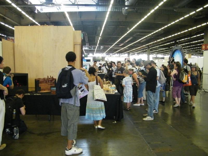 Comic Con' Saison 2 : du 1 au 4 juillet 2010 Dscf2113