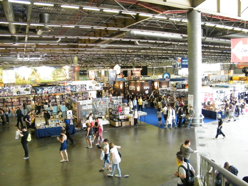 Comic Con' Saison 2 : du 1 au 4 juillet 2010 Dscf2115