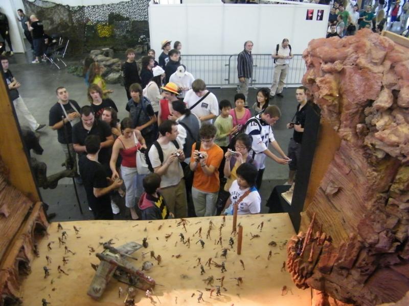 Comic Con' Saison 2 : du 1 au 4 juillet 2010 Dscf2213
