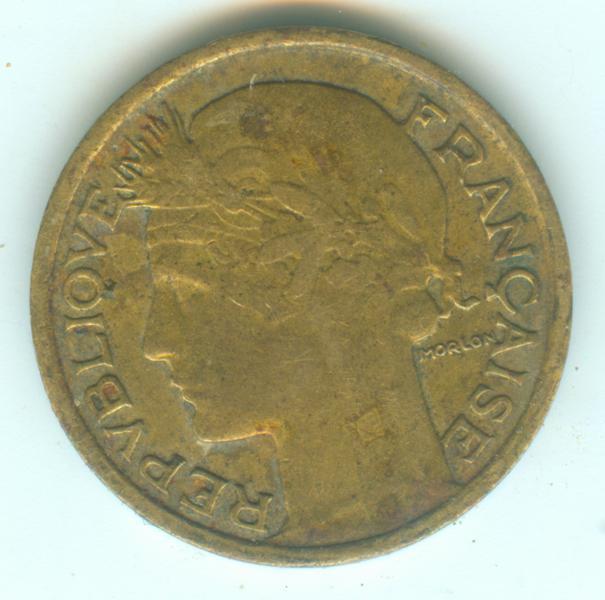 IIIeme république - 50 centimes Morlon - 1939 50ct1910
