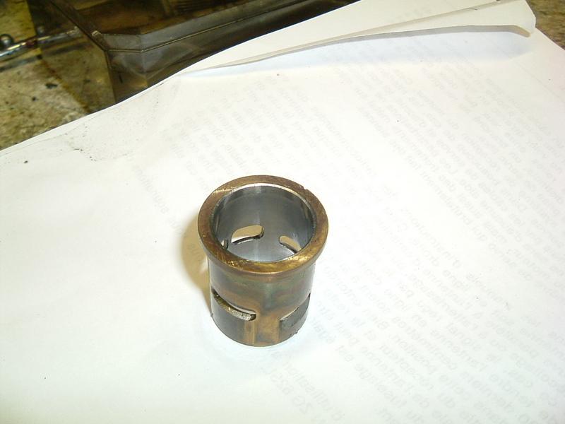 Démontage du  moteur du Calmato Dscf2623