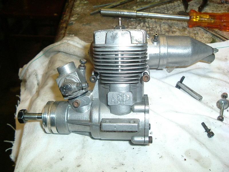 Démontage du  moteur du Calmato Dscf2625