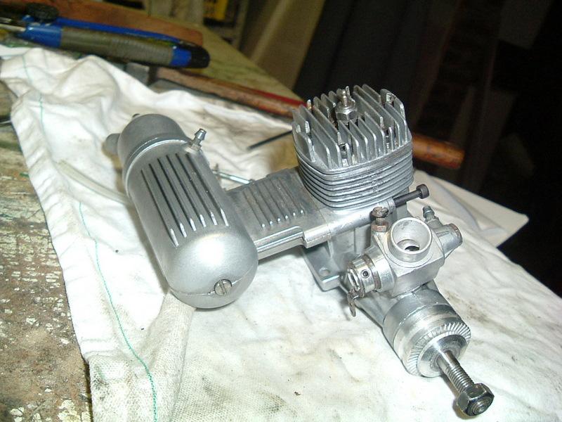 Démontage du  moteur du Calmato Dscf2626