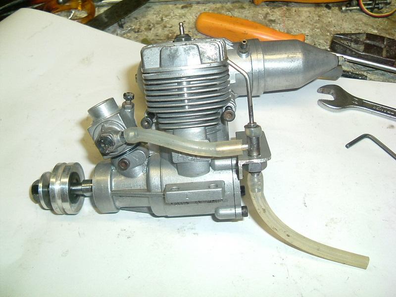 Démontage du  moteur du Calmato Dscf2728