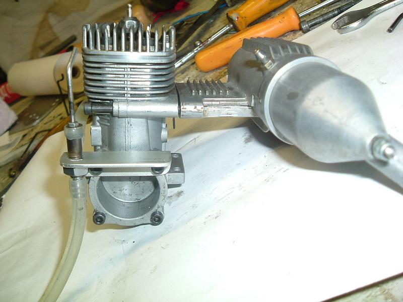 Démontage du  moteur du Calmato Dscf2729