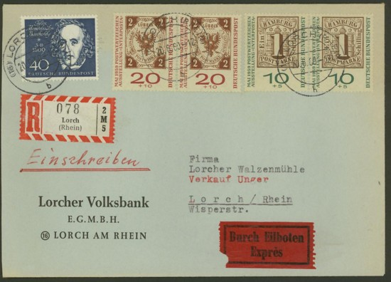 Briefe Bundesrepublik Deutschland 0112