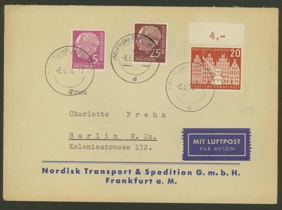 Briefe Bundesrepublik Deutschland 0312