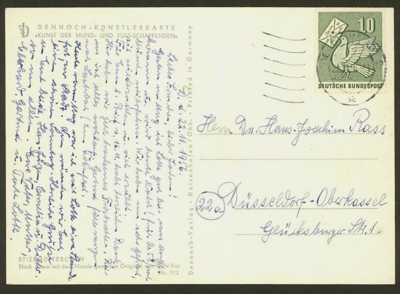Bundesrepublik Deutschland  -  Einzel- und Mehrfachfrankaturen 24710