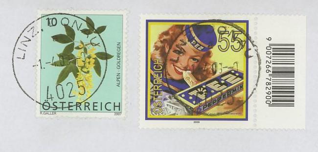 Österreich - Briefe an Cantus 31_10