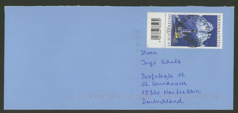 Österreich - Briefe an Cantus 3410