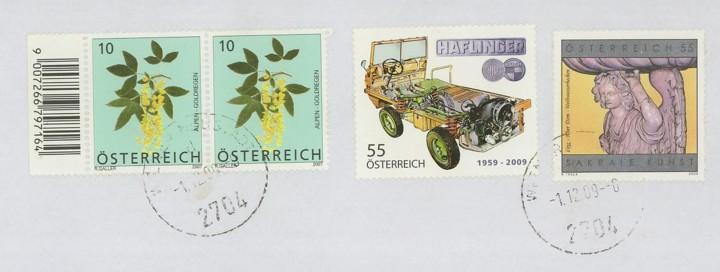 Österreich - Briefe an Cantus 35_10
