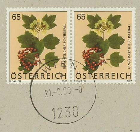 Österreich - Briefe an Cantus 38_10