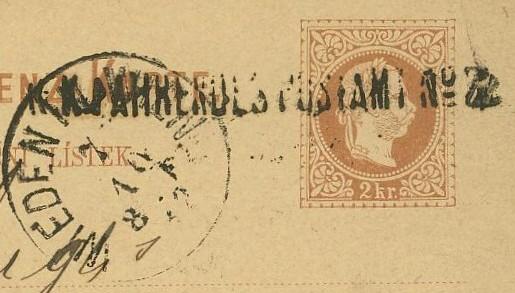 K.K.Fahrende Postämter Bpa10