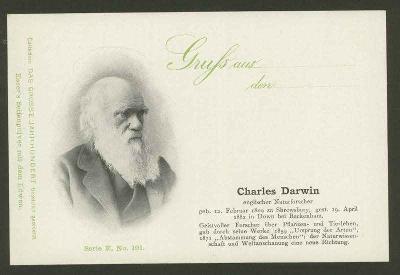 Sammlung Persönlichkeiten des 19. Jahrhunderts Charle10