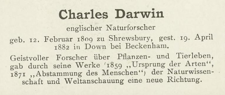 Sammlung Persönlichkeiten des 19. Jahrhunderts Charle11