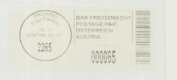 Bar-Codes in Österreich Drasin10