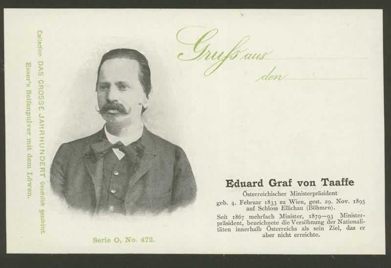 Sammlung Persönlichkeiten des 19. Jahrhunderts Eduard10