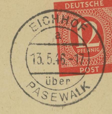OPD Schwerin 1945 - 1952 (Teil 2) - Seite 3 Eichho11