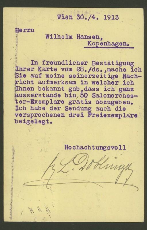 Frankierte Firmenpostkarten vor dem 1. Weltkrieg Firmen11