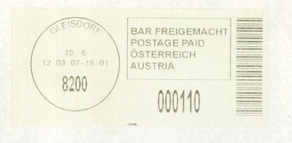 Bar-Codes in Österreich Gleisd10