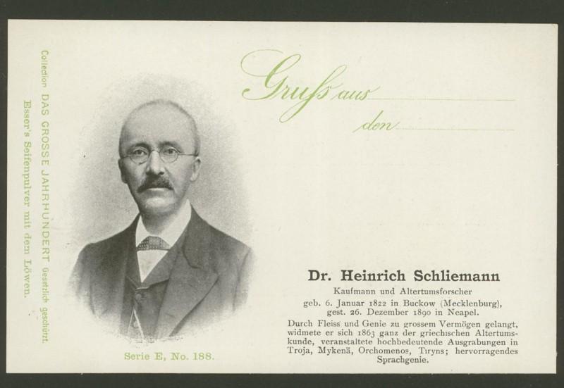 Sammlung Persönlichkeiten des 19. Jahrhunderts Heinri12