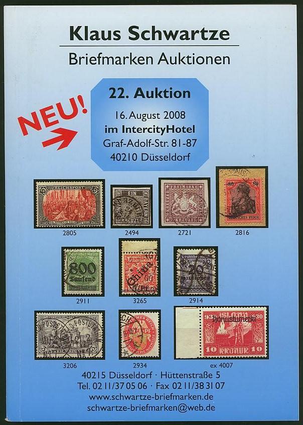 Auktionskataloge Katalo12